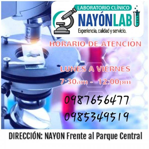 Laboratorio Clinico NayonLab