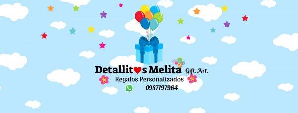 DETALLITOS MELITA GIFT ART