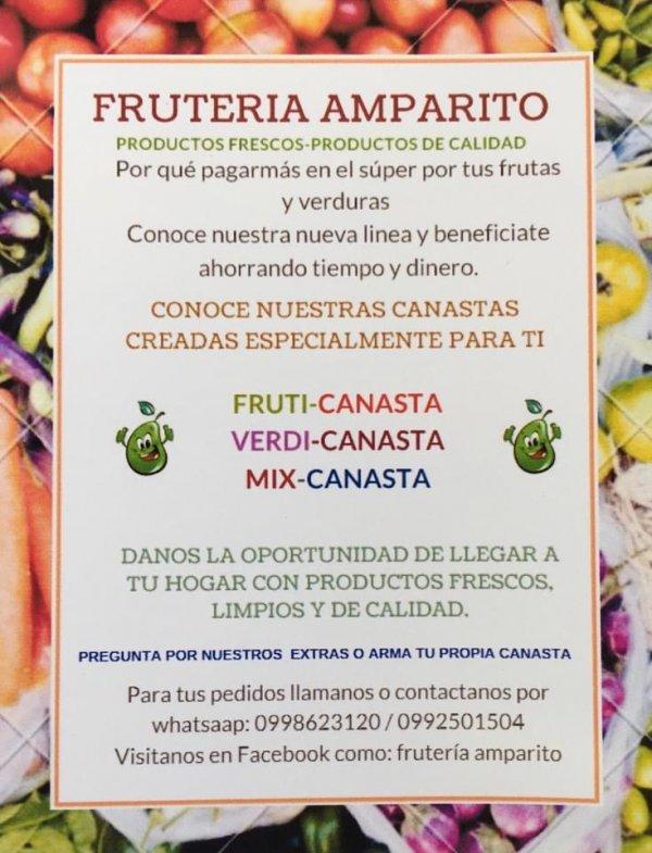 Frutería y Legumbres Amparito