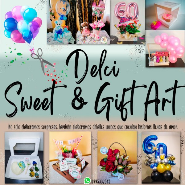 Delci Sweet and Gift Art