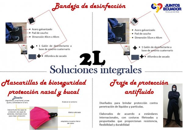 Dos L Soluciones integrales