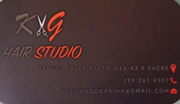 K Y G Hair studio