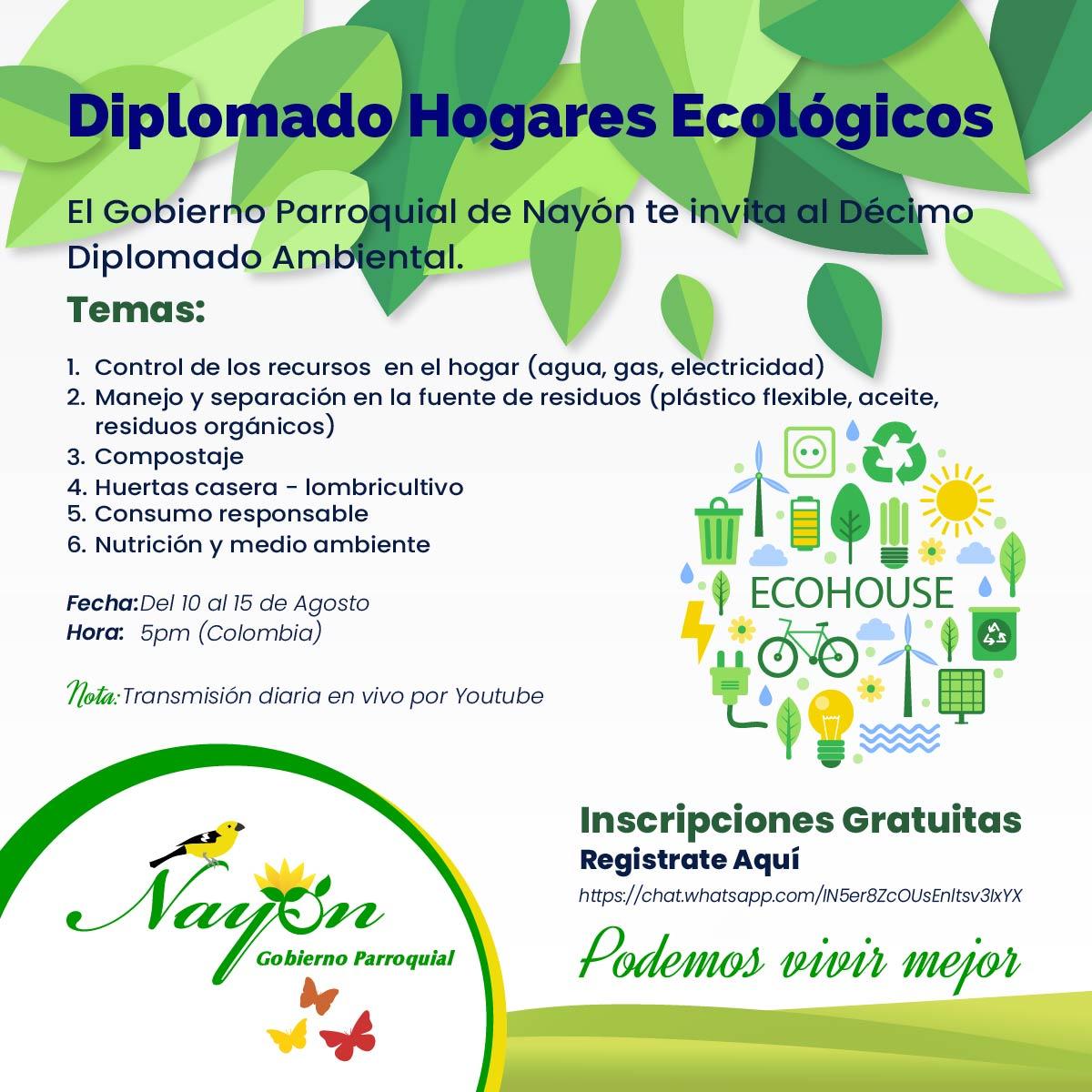 Hogares Ecológicos