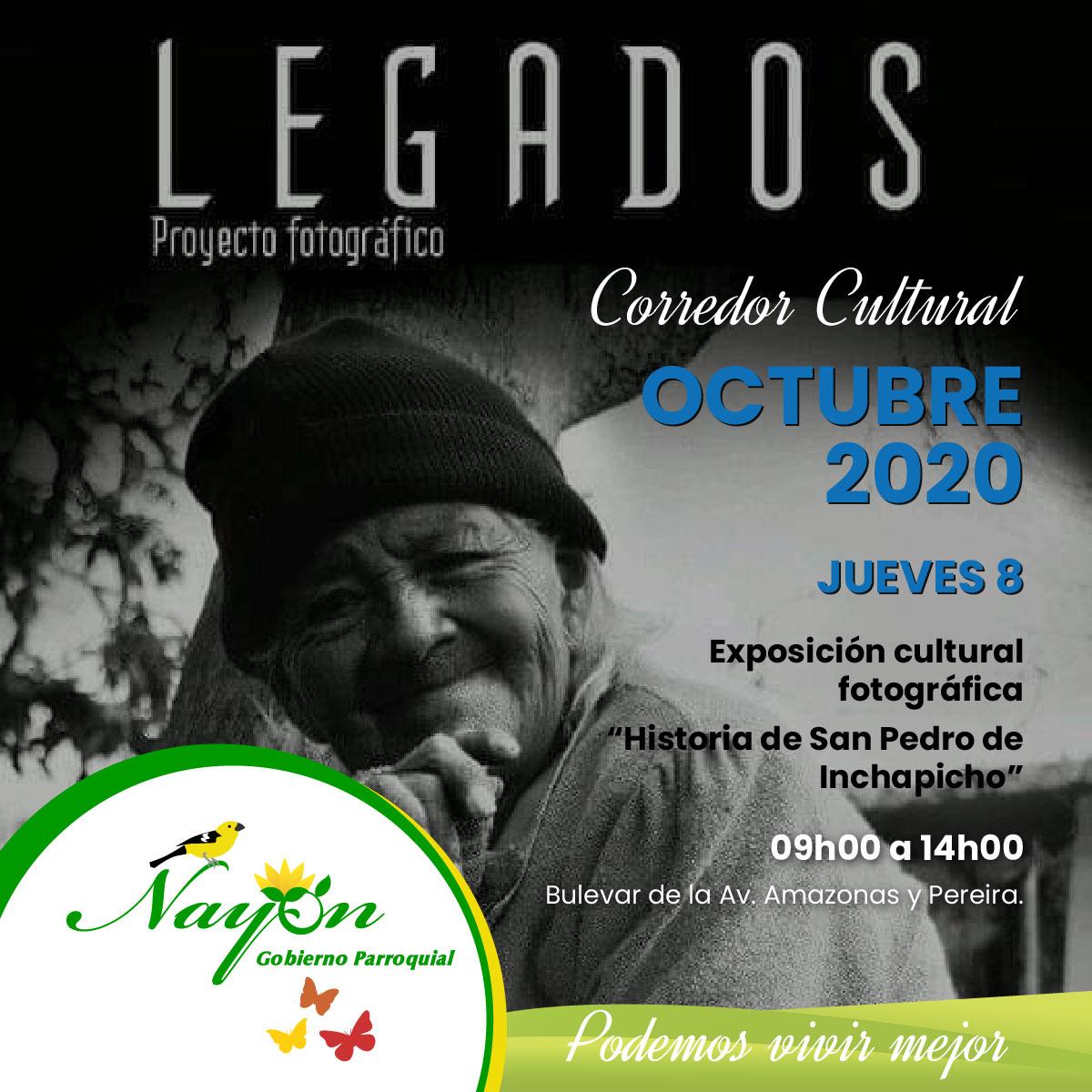 Exposición Fotográfica de la Historia del Barrio San Pedro de Inchapicho