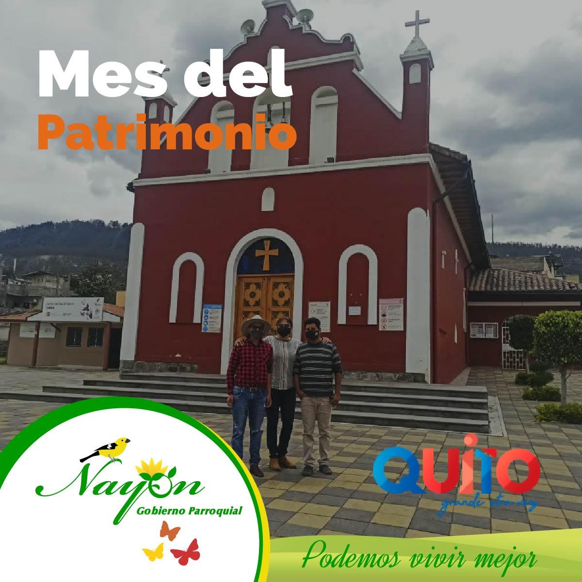 Patrimonio Quito