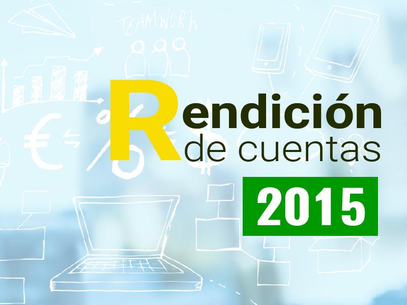 Rendición de Cuentas 2015 - Nayón