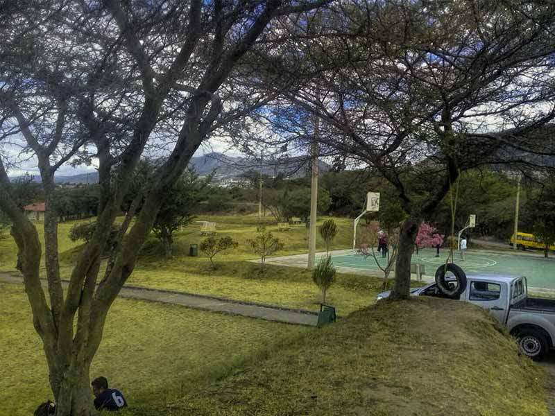 Áreas Verdes - Monte Aromo